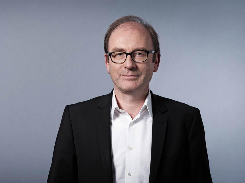 Beat Balzli - Chefredakteur der WirtschaftsWoche