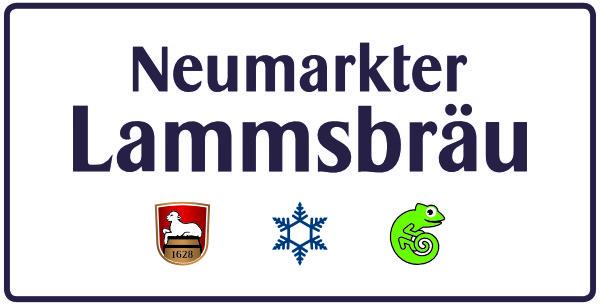 Logo Neumarkter Lammsbräu, Gebr. Ehrnsperger KG