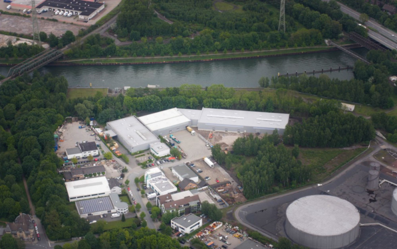 Luftaufnahme Cph Deutschland Chemie GmbH